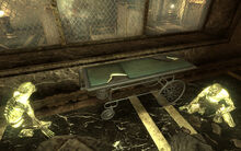 FO3 Underworld Chop Shop Preparation for the assassination of the mayor