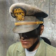 FO4 Фуражка капитана корабля Н