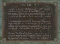 FO4 Faneuil Hall Plaque