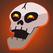 FO76 Icône de joueur Crâne bavard