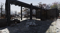 FO76 Pioneer scout camp 45