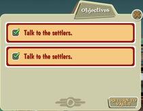 FoS Friendly Settlement! objectives
