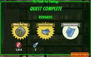FoS The Vault-Tec Vantage rewards