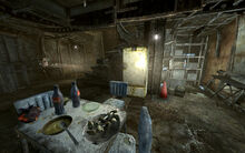 FO3 Billy Creel's house diningroom
