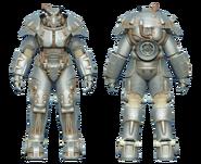 FO4 X-01 power armor BOS initiate