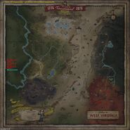FO76 Cranberry Locations