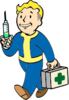 FO76 vaultboy firstaid