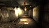 Fo3 Vault 106 LQ Medical Bay Corridor