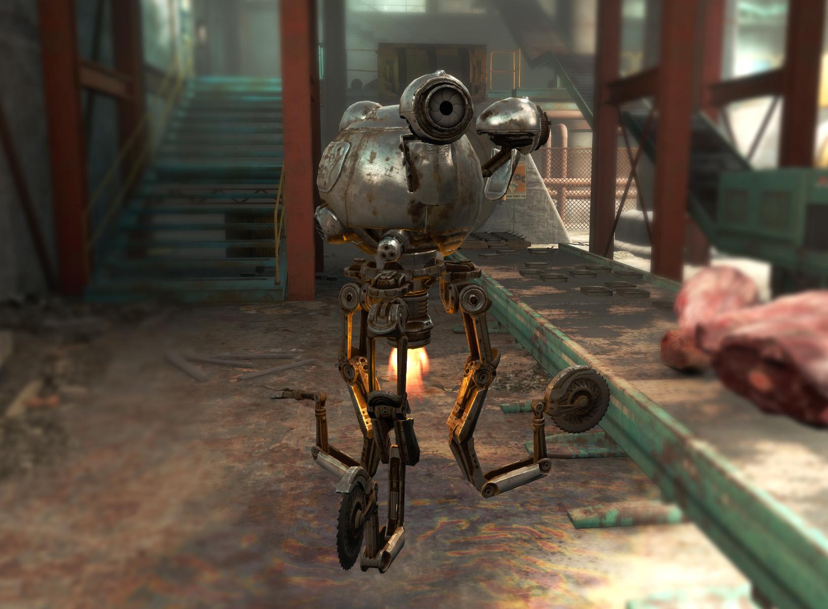 Робот консервного завода