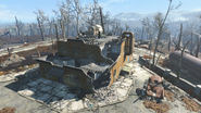 FO4 Greater Mass blood clinic