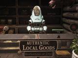 Торговец Братства