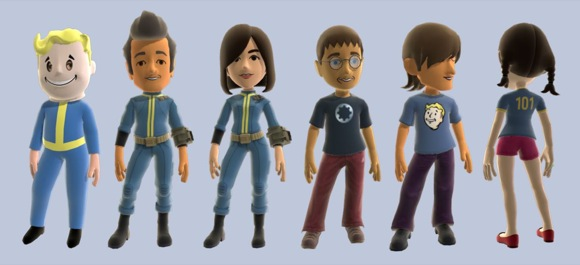 Devastating Dave-fduser/Fallout 3 360 Avatar gear coming this week
