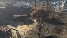 Fo4 Outpost Zimonja South Side