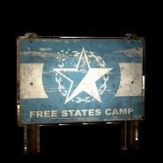 ATX camp sign free states large 1