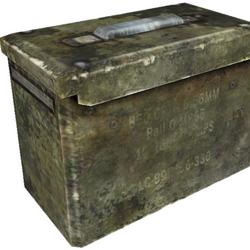 Контейнери та сховища предметів Fallout 3