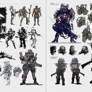 Art of Fo4 raider armor concept art.jpg