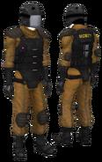 FNVDM Sierra Madre Armor (Set)