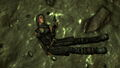 FNV Black Rock Cave's dead prospector