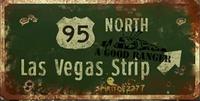 FNV Highway 95 road sign 1