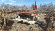 FO4 Red Rocket truck stop (5)