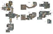 FO4 VDSG Vault 95 map