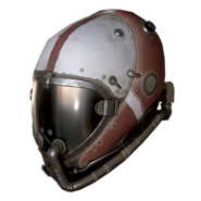 FO76 Atomic Shop - Red flight helmet