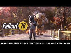 Fallout 76 – Bande-annonce de gameplay officielle de Wild Appalachia