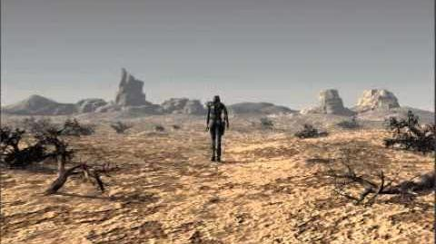 Fallout Cutscenes Into the Wastes (female)