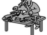Flipado de las armas