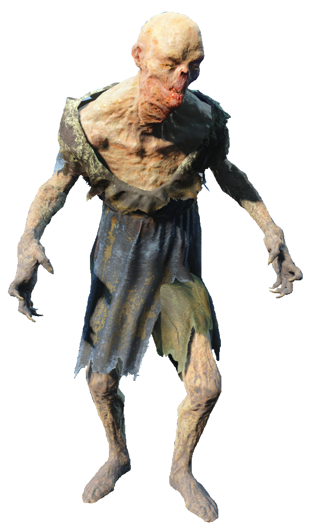 Feral ghoul (Fallout 4)