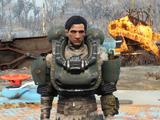 Robot armor (Fallout 76)