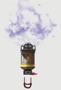 Art of Fallout 4 pulse grenade