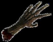 Deathclaw Hand