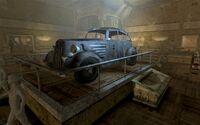 FNV Death car
