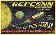 FNV REPCONN loading screen rocket