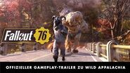 Fallout 76 – Wild Appalachia Offizieller Gameplay-Trailer
