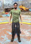 RobCo t-shirt male