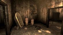 FO3 Little Lamplight restrooms interior