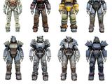 Power armor (Fallout 76)