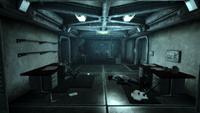 Fo3 Vault 101 Overseers Corridor