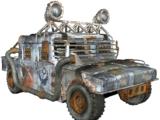 Fallout Tactics vehicles