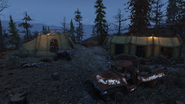 F76 Sylvie and Sons Logging Camp