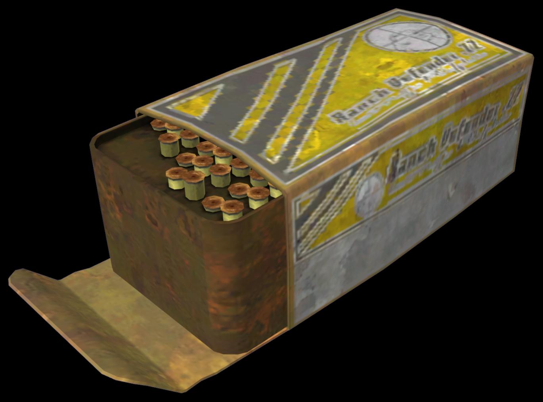 Коробка боеприпасов, .22LR плинкинг