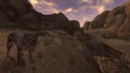 FNV Canyon wreckage 12