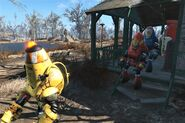 FO4 Misc item prtect on parade
