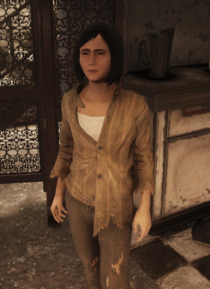 Hannah (Wastelanders)