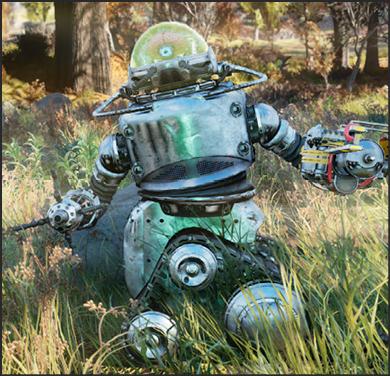 Robobrain (Fallout 76)