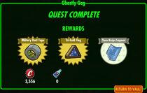 FoS Ghostly Gag rewards