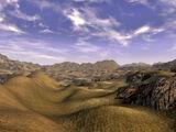 Terres dévastées de Mojave