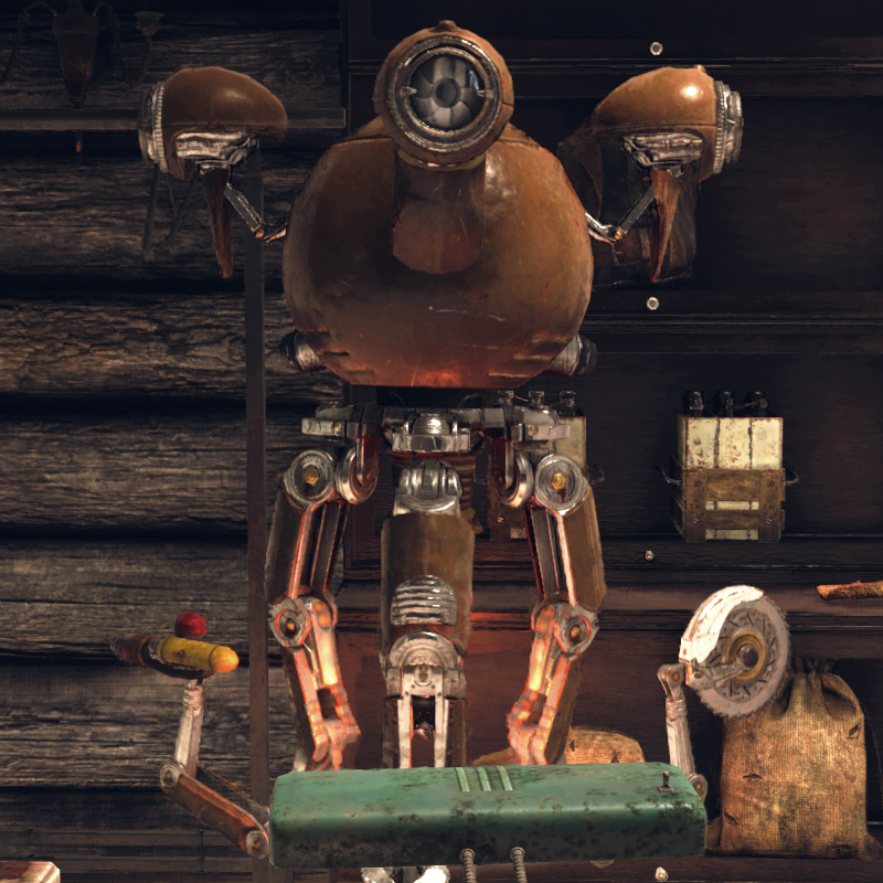 Cunningham (Fallout 76)